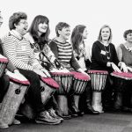 The Drum Jam – Percussive Team building